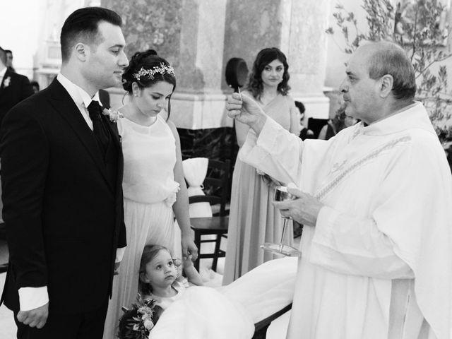 Il matrimonio di Lucia e Domenico a Salerno, Salerno 17