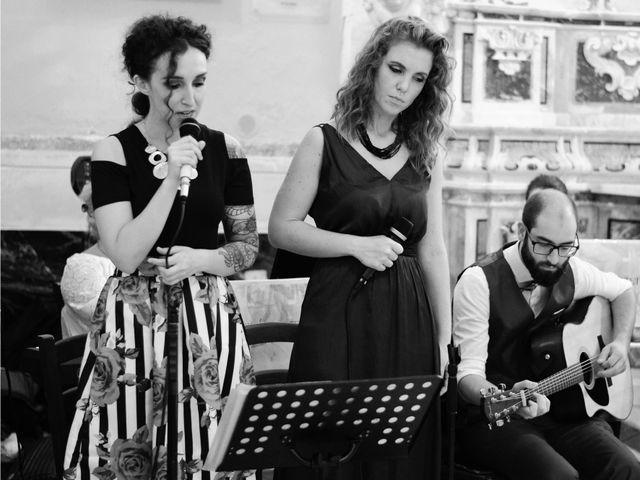 Il matrimonio di Lucia e Domenico a Salerno, Salerno 19