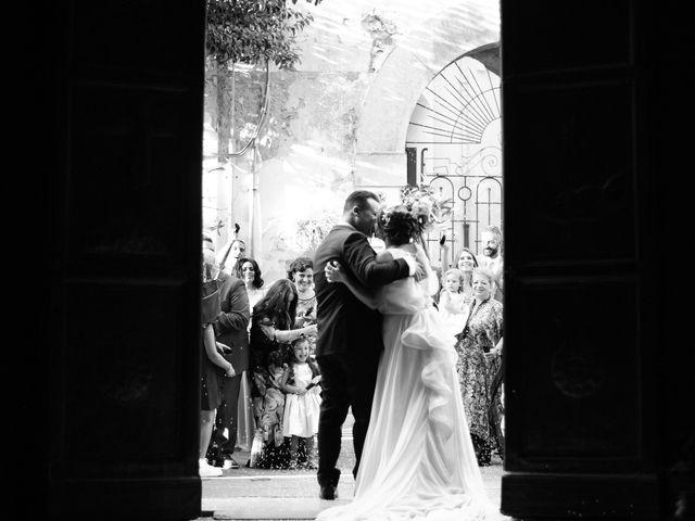 Il matrimonio di Lucia e Domenico a Salerno, Salerno 20