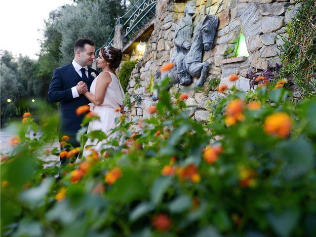 Il matrimonio di Lucia e Domenico a Salerno, Salerno 25