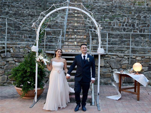 Il matrimonio di Lucia e Domenico a Salerno, Salerno 27