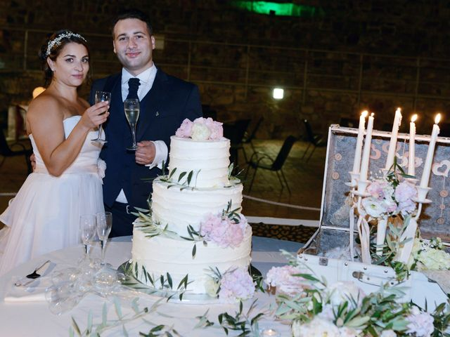Il matrimonio di Lucia e Domenico a Salerno, Salerno 38
