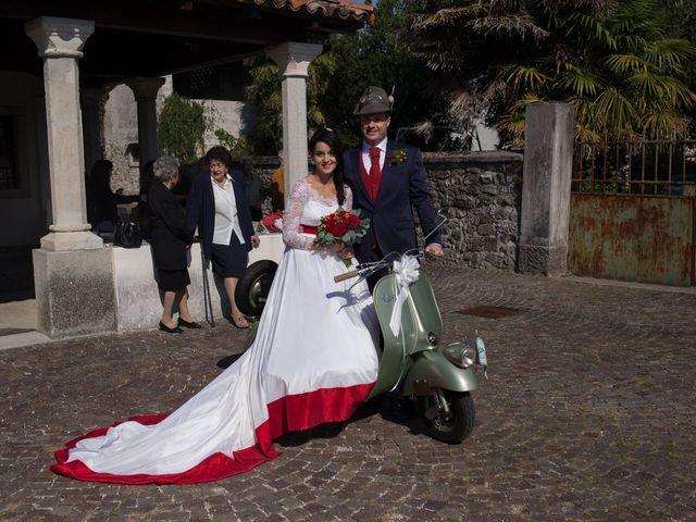Il matrimonio di Pierluigi e Federica a Sequals, Pordenone 3
