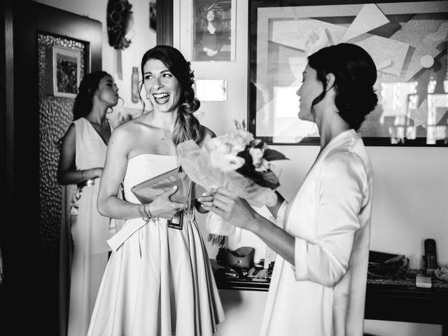 Il matrimonio di Andrea e Lisa a Monzambano, Mantova 7
