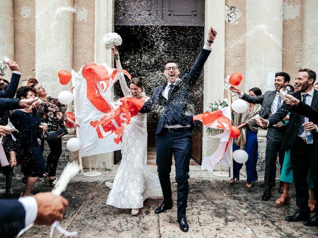 Il matrimonio di Andrea e Lisa a Monzambano, Mantova 16