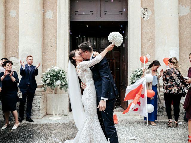 Il matrimonio di Andrea e Lisa a Monzambano, Mantova 17