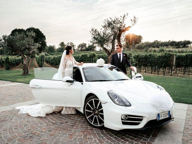 Il matrimonio di Andrea e Lisa a Monzambano, Mantova 18