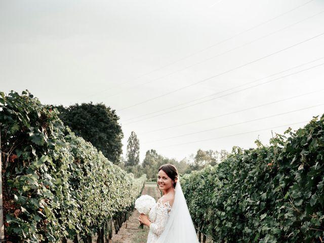 Il matrimonio di Andrea e Lisa a Monzambano, Mantova 19