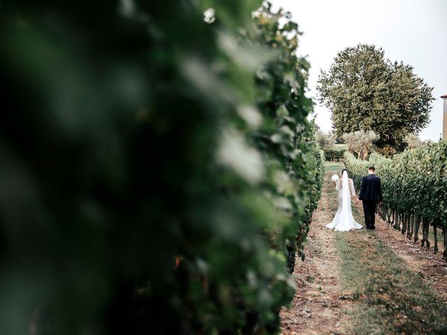 Il matrimonio di Andrea e Lisa a Monzambano, Mantova 20