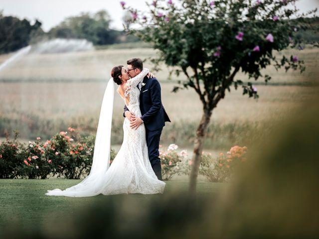 Il matrimonio di Andrea e Lisa a Monzambano, Mantova 21