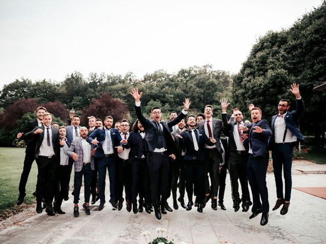 Il matrimonio di Andrea e Lisa a Monzambano, Mantova 28