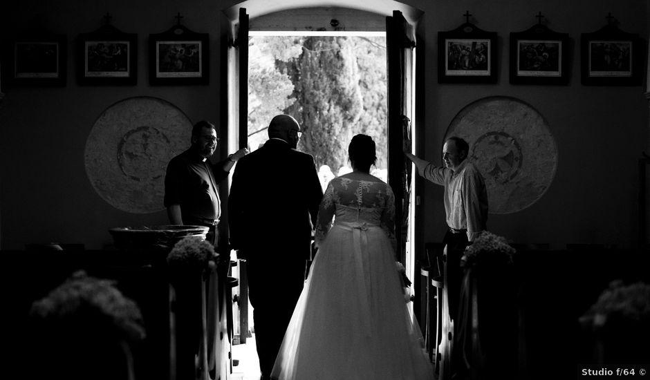 Il matrimonio di Luca e Martina a Ruda, Udine