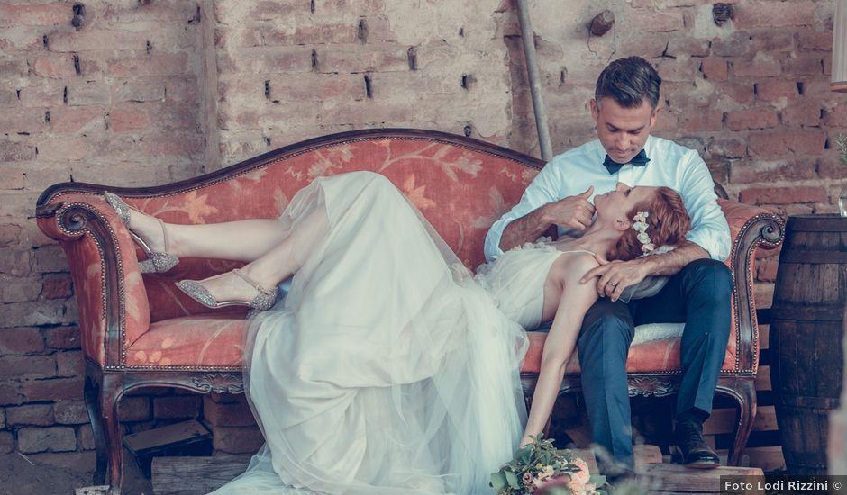 Il matrimonio di Raffaele e Elena a Casalmaggiore, Cremona