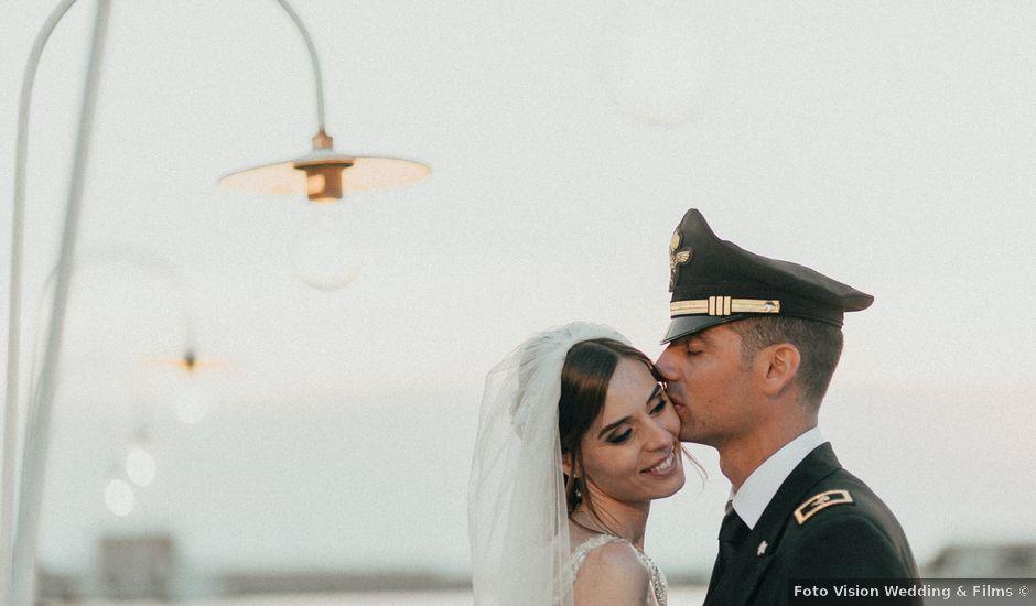 Il matrimonio di Michele e Valentina a Gallipoli, Lecce