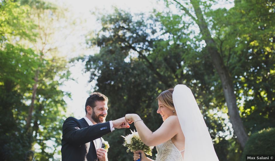 Il matrimonio di Matteo e Caterina a Comacchio, Ferrara