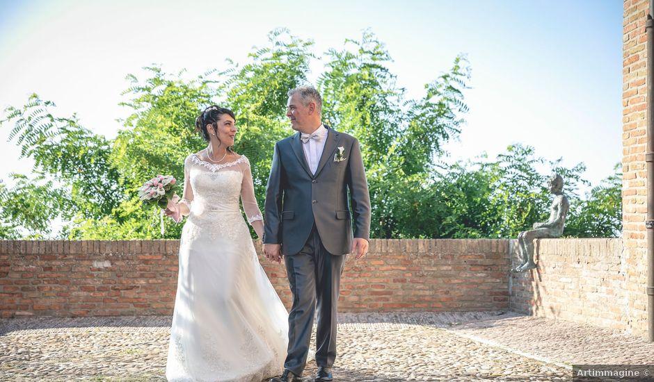 Il matrimonio di Raffaele e Chiara a Longiano, Forlì-Cesena