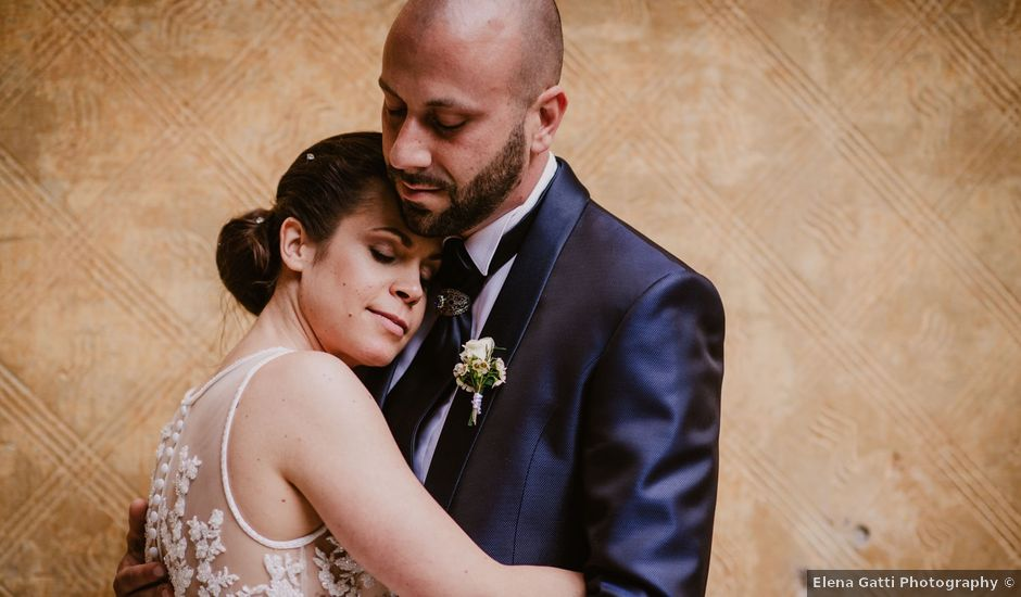 Il matrimonio di Mirko e Valeria a Trescore Balneario, Bergamo