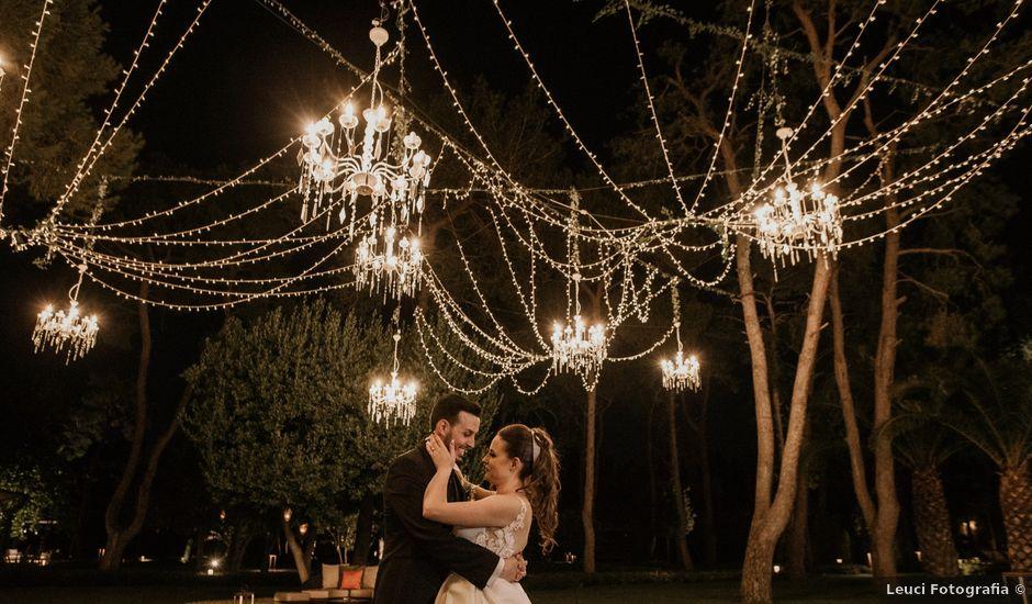 Il matrimonio di Angelo e Vanessa a Brindisi, Brindisi
