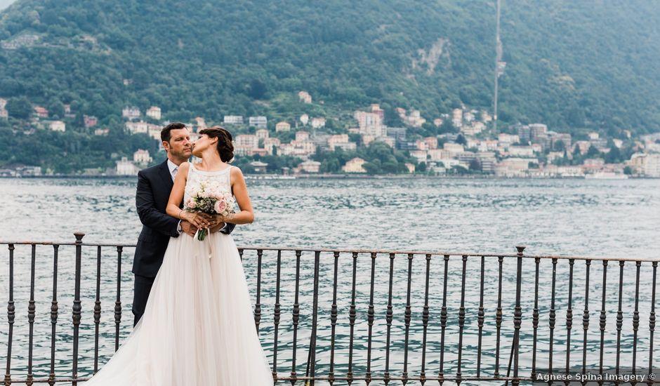 Il matrimonio di Daniele e Elisa a Mezzegra, Como