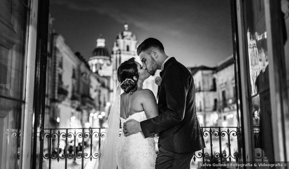 Il matrimonio di Rosario e Naomi a Ragusa, Ragusa
