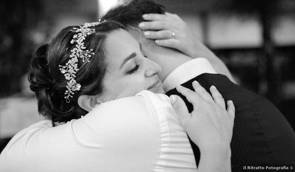 Il matrimonio di Lucia e Domenico a Salerno, Salerno