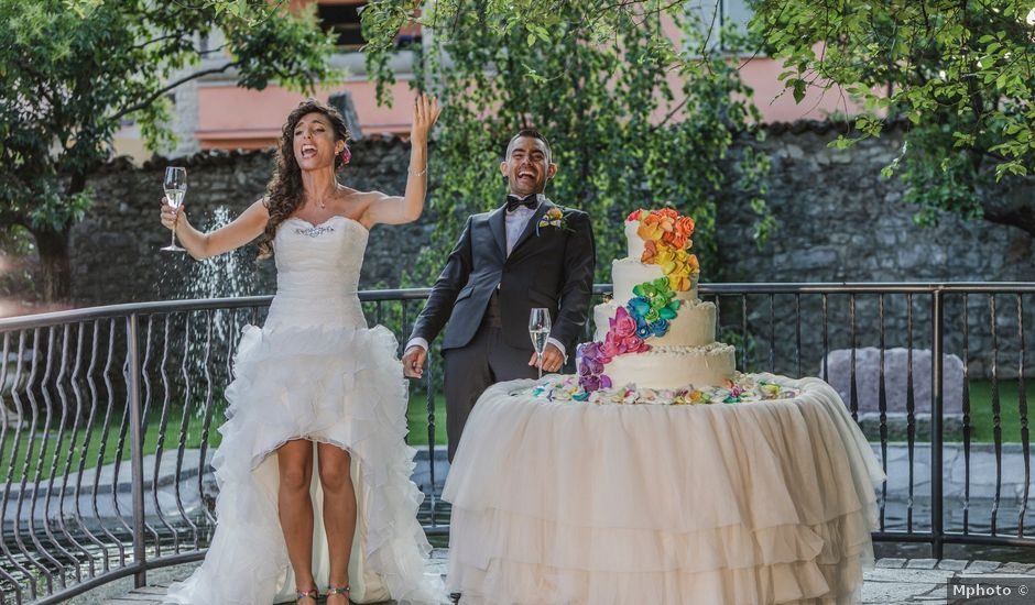 Il matrimonio di Gabriele e Roberta a Trescore Balneario, Bergamo