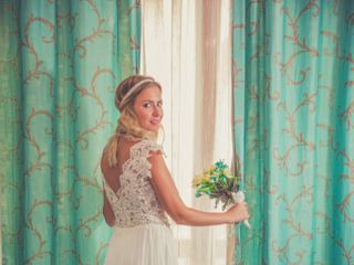 Le nozze di Crina e Costel 1