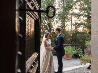 Le nozze di Isabel e Pablo