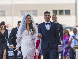 Le nozze di Sebastian e Denisa