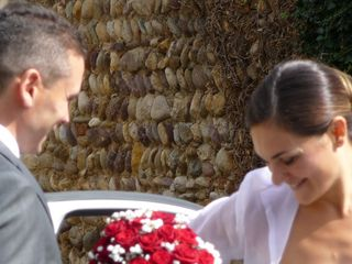 Le nozze di Evania e Giorgio