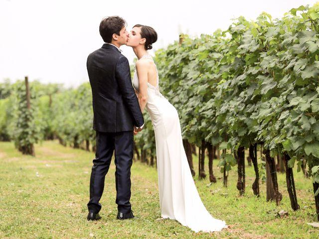 Le nozze di Erika e Jacopo