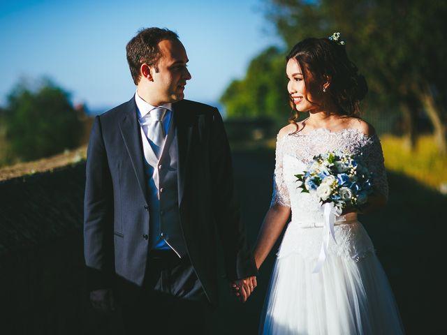 le nozze di Sine e Marcello