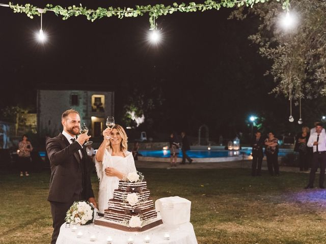 Il matrimonio di Daniele e Stefania a Boville Ernica, Frosinone 21