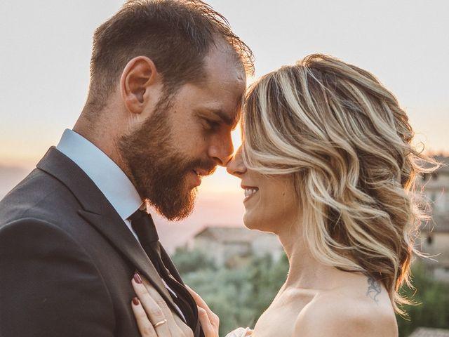 Il matrimonio di Daniele e Stefania a Boville Ernica, Frosinone 33
