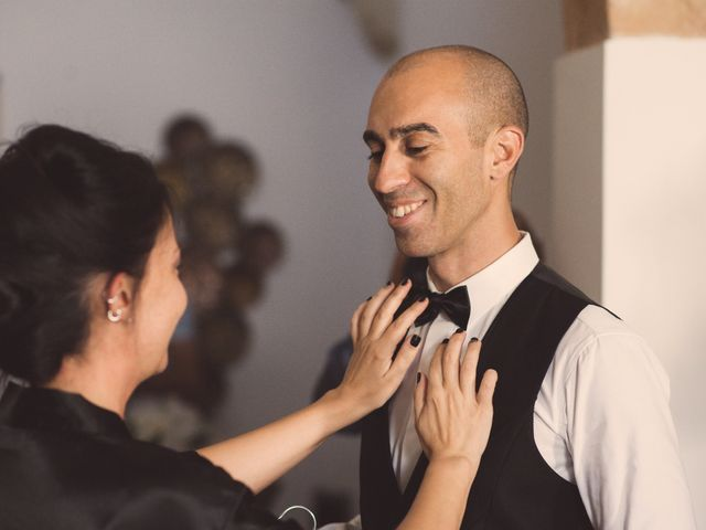 Il matrimonio di Alessandro e Tiziana a Guagnano, Lecce 4