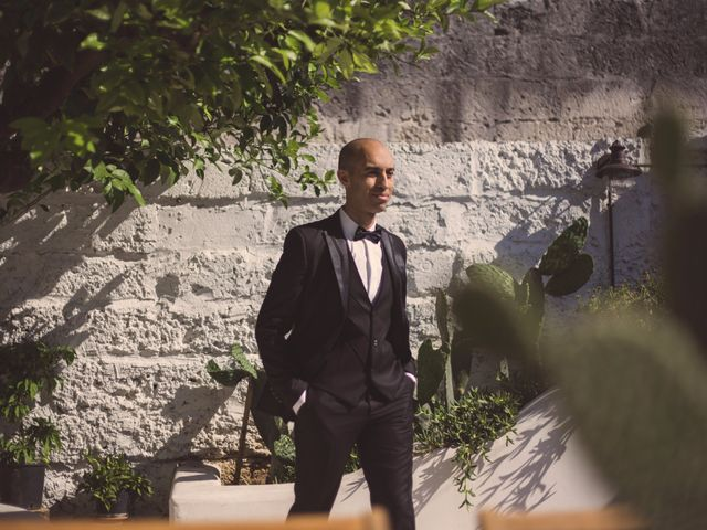 Il matrimonio di Alessandro e Tiziana a Guagnano, Lecce 5