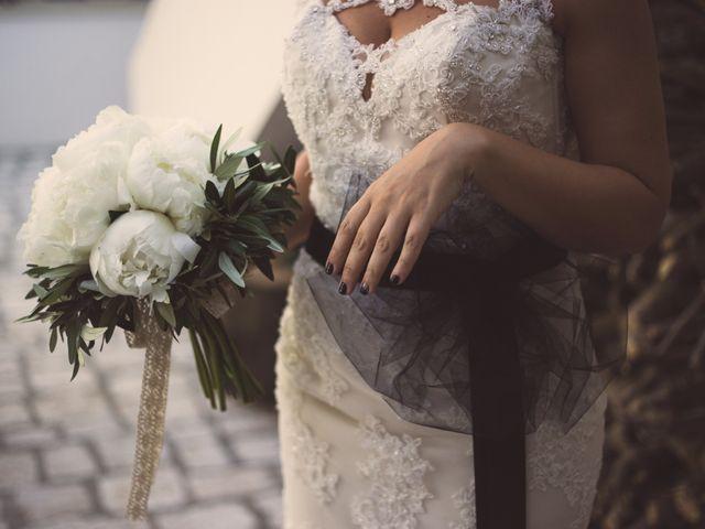 Il matrimonio di Alessandro e Tiziana a Guagnano, Lecce 16