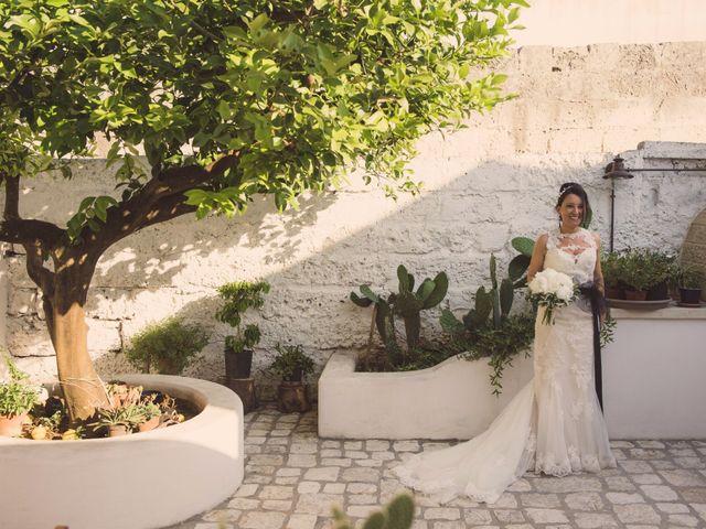 Il matrimonio di Alessandro e Tiziana a Guagnano, Lecce 18