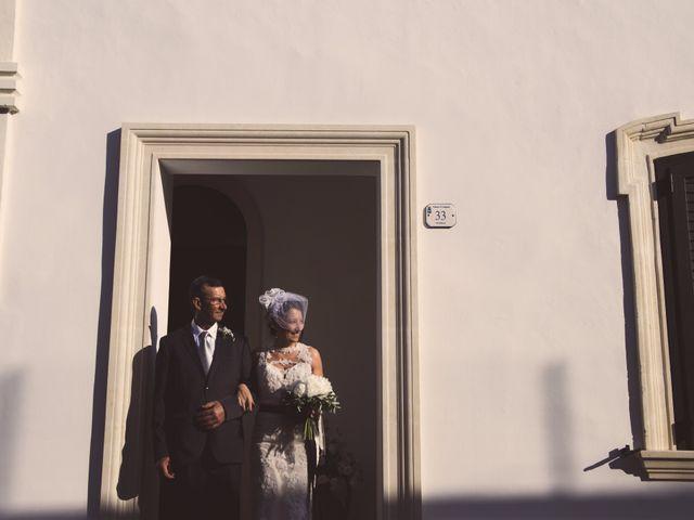 Il matrimonio di Alessandro e Tiziana a Guagnano, Lecce 19