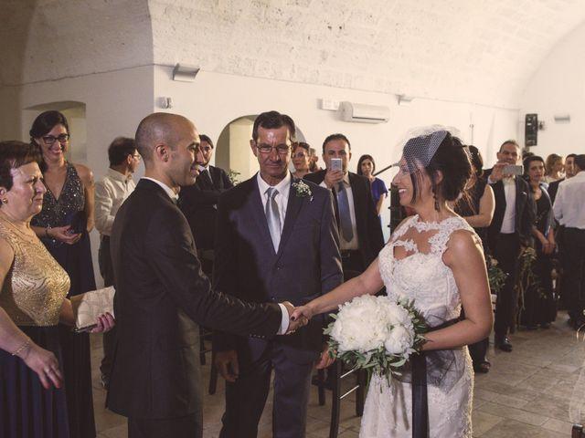 Il matrimonio di Alessandro e Tiziana a Guagnano, Lecce 24