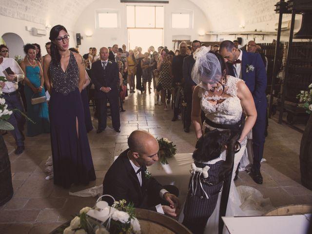 Il matrimonio di Alessandro e Tiziana a Guagnano, Lecce 27