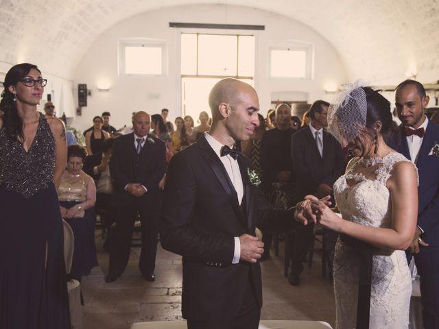 Il matrimonio di Alessandro e Tiziana a Guagnano, Lecce 29
