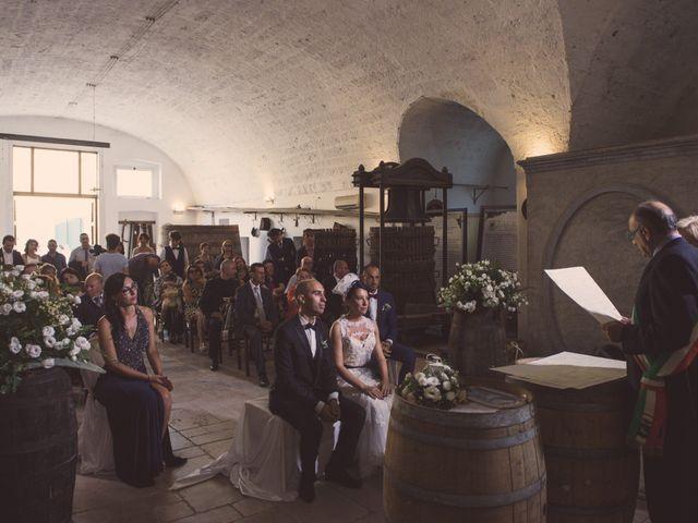 Il matrimonio di Alessandro e Tiziana a Guagnano, Lecce 35
