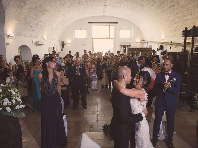 Il matrimonio di Alessandro e Tiziana a Guagnano, Lecce 36