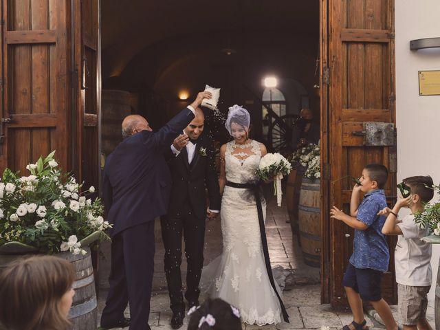 Il matrimonio di Alessandro e Tiziana a Guagnano, Lecce 37