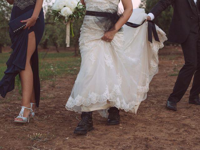 Il matrimonio di Alessandro e Tiziana a Guagnano, Lecce 39