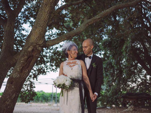 Il matrimonio di Alessandro e Tiziana a Guagnano, Lecce 40