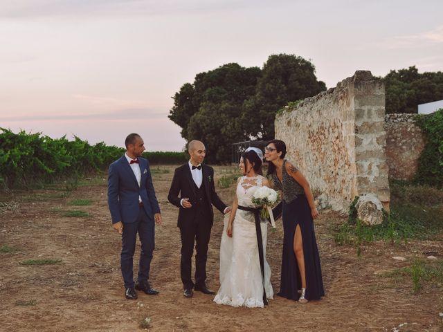 Il matrimonio di Alessandro e Tiziana a Guagnano, Lecce 45
