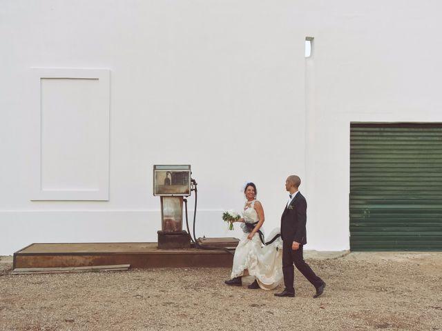 Il matrimonio di Alessandro e Tiziana a Guagnano, Lecce 46