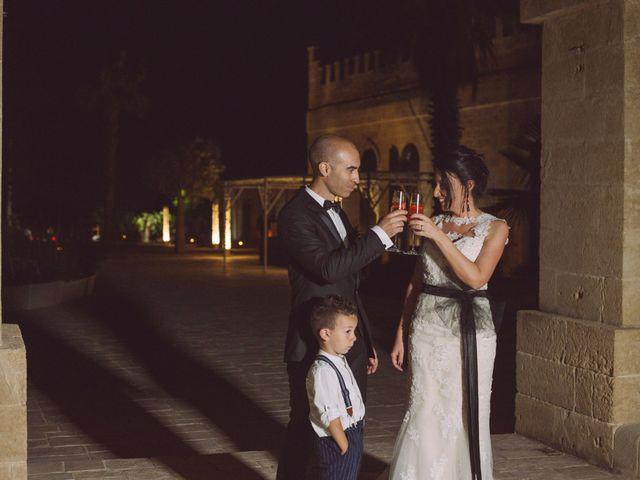 Il matrimonio di Alessandro e Tiziana a Guagnano, Lecce 52